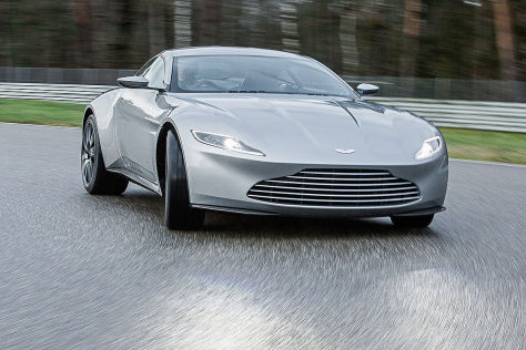 Aston Martin DB10 (2016): Fahrbericht