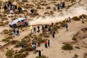 Todesopfer bei Rallye Dakar 2016