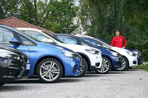 BMW X1, 2er Active Tourer und Gran Tourer: Kaufberatung