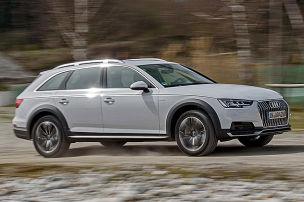 Audi A4 allroad quattro (2016): Fahrbericht