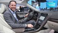 Ford Fusion/Mondeo Facelift im Test (Detroit 2016): Sitzprobe