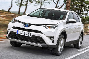 RAV4 mit Elektro-Power