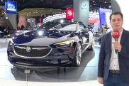 Buick überrascht mit Coupé Studie auf Camaro Basis