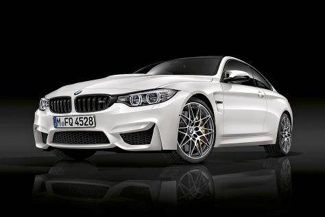 BMW M3/M4 Competition Paket: Vorstellung