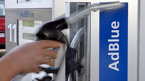 Diesel-Harnstoffmittel AdBlue