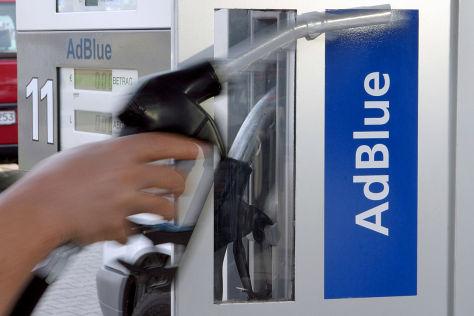 Diesel-Reiniger AdBlue
