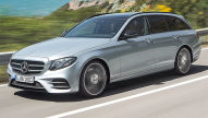 Mercedes E-Klasse T-Modell (2016): Vorstellung