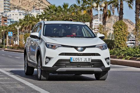 Toyota RAV4 FL (2016): Fahrbericht
