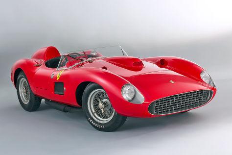 Ferrari 335 S Spider Scaglietti (1957): Rekord-Auktion