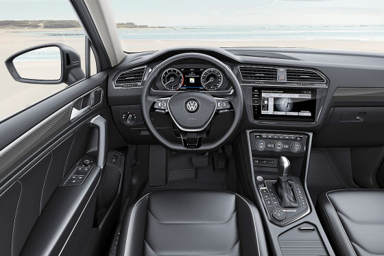 vw tiguan allspace 2017 test preis technische daten. Black Bedroom Furniture Sets. Home Design Ideas