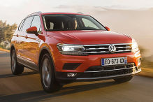 VW Tiguan XL (2016): Vorschau
