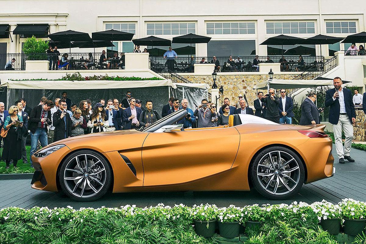 BMW Z4 (2018): Concept Z4 - Bilder - autobild.de