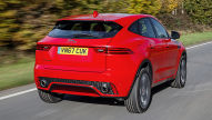 Jaguar E-Pace (2017): Test