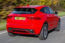 Alle Infos zum Jaguar E-Pace