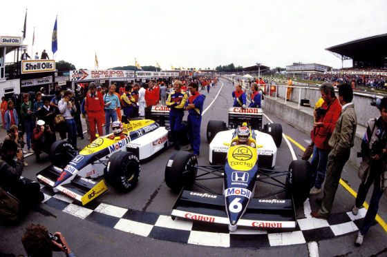 Williams-Honda