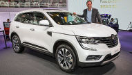 Renault Koleos (Peking Auto Show 2016): Vorstellung