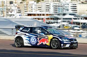 Auftakt zur Rallye-WM in Monte Carlo