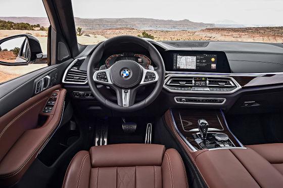 Bmw X5 G05 2018 Preis Ausstattung Motoren Infos Bilder Autobild De