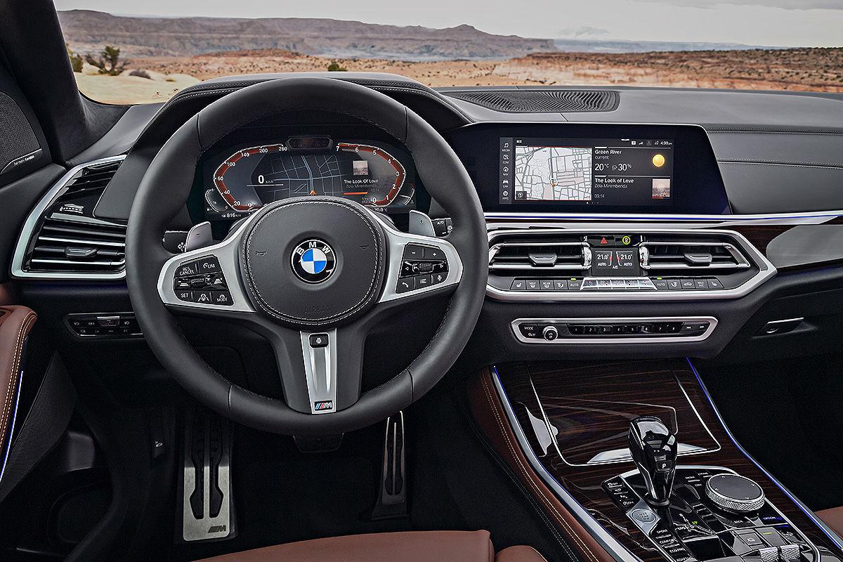 Bmw X5 G05 >> BMW X5 G05 (2018): Alle Infos - Bilder - autobild.de
