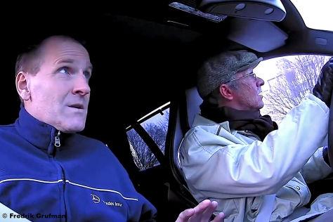 WRC-Legende Petter Solberg veräppelt Mercedes-Techniker