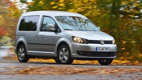 VW Caddy (2K): R�ckruf