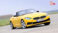 Neuer BMW-Roadster