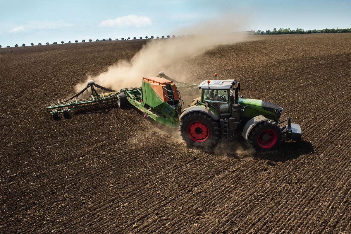 Traktor Fendt 1050 Vario Fahrbericht Bilder Autobild De