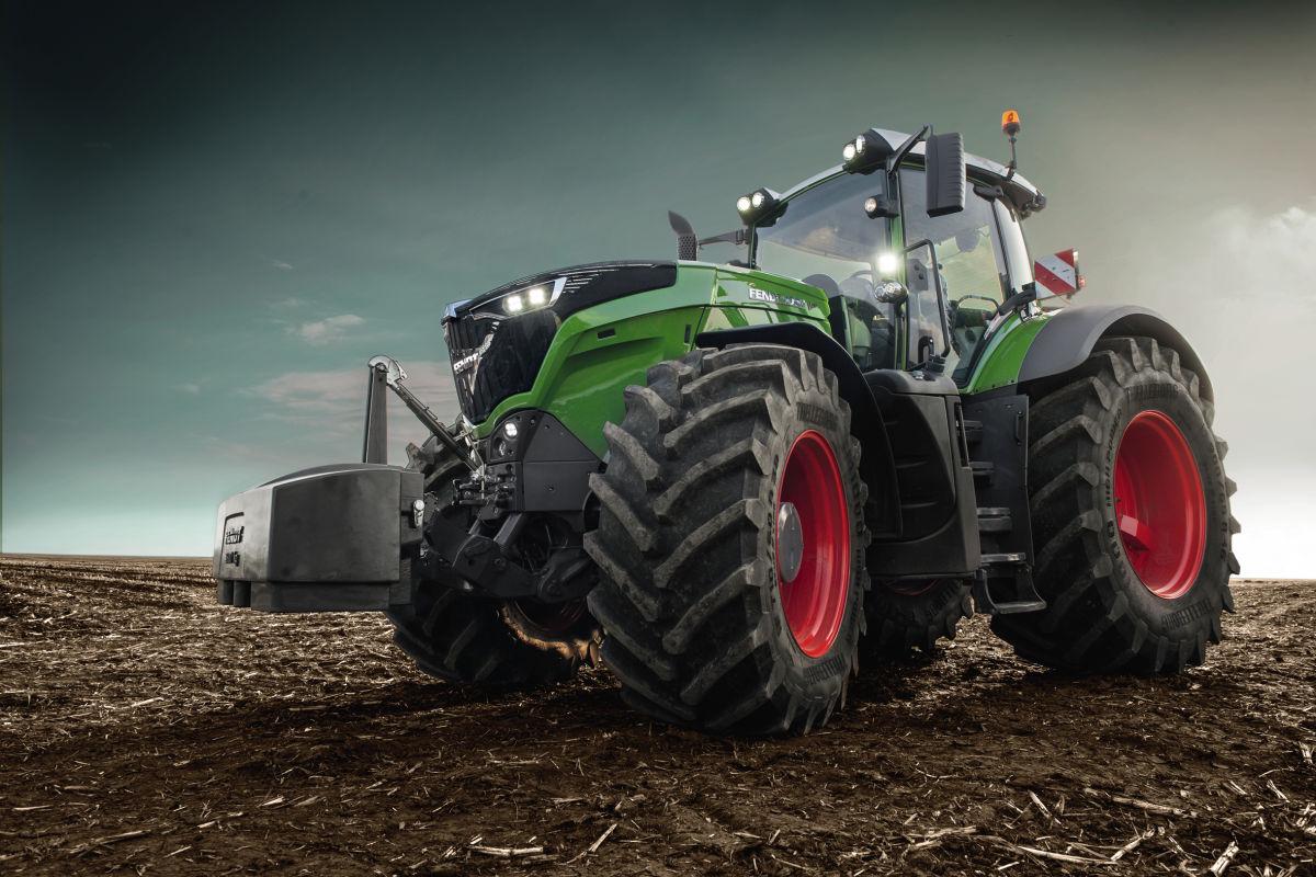 Traktor fendt 1050 vario fahrbericht bilder - Image tracteur ...