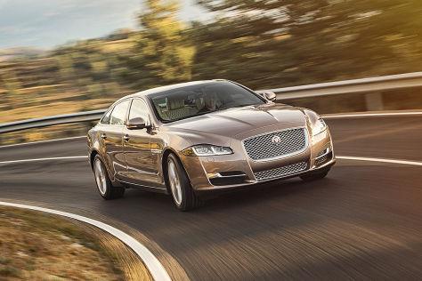 Jaguar XJ Facelift (2016): Fahrbericht