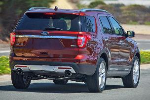 Ford Explorer 3.5 Ecoboost (2016): Fahrbericht