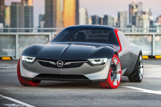 Die Baby-Corvette
