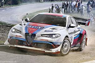 Serienautos f�r die Rallye-WM