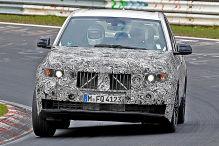 BMW testet den n�chsten X5