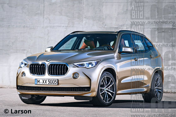 BMW X5 Illustration