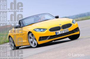 BMW Z4/Z5 (2018): Vorschau