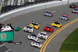 Corvette siegt vor Porsche