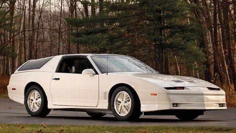 Pontiac Trans Am: Prototyp versteigert