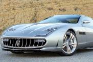 Designikone von Maserati