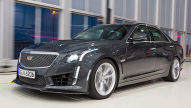 Cadillac CTS-V/Audi RS 7/BMW M6/ Mercedes-AMG CLS: Test