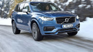 Volvo XC90 T8 Twin Engine (2016): Fahrbericht