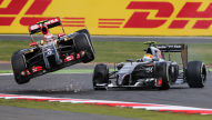 Formel 1: Aus für Crashpilot Maldonado