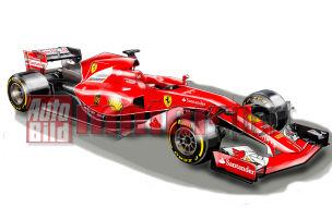 Formel 1: Neues Auto f�r 2017
