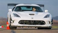 Dodge Viper ACR: Test