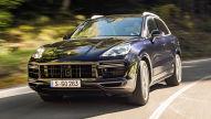 Porsche Cayenne Turbo (2017): Test
