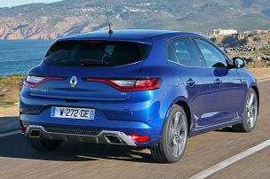 Renault M�gane GT im Test: Fahrbericht