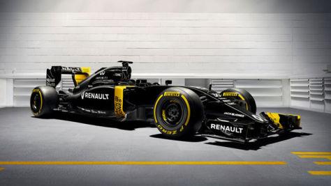 Formel 1: Renaults neuer Renner