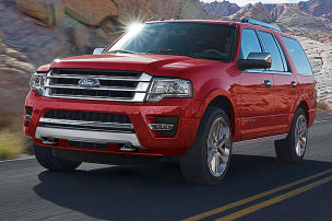 Ford Expedition (2016): Fahrbericht