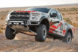 Ford F-150 Raptor Race Truck (2017): Vorstellung