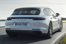 Porsche Panamera Shooting Brake (2017): Erlkönig