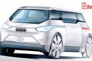 Audi ohne Lenkrad
